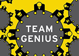 Team Genius book